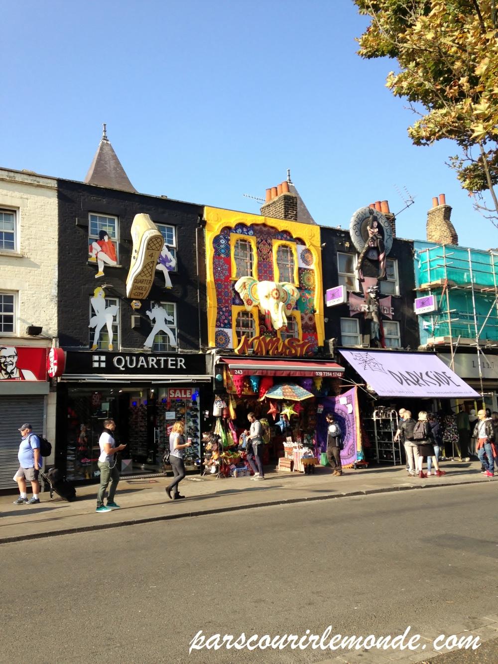 rencontres à Camden Town Comment écrire un profil de rencontre humoristique